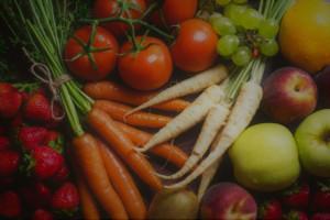Fruits et légumes frais, prêt à consommer