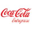 Logo de Coca-Cola Entreprise