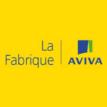 Logo de la Fabrique Aviva, promoteur de l'ESS